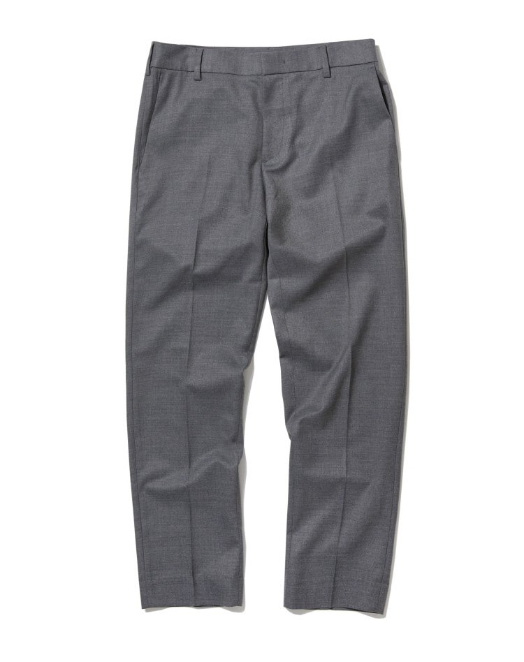 인사일런스(INSILENCE) WOOL SET UP PANTS (grey)