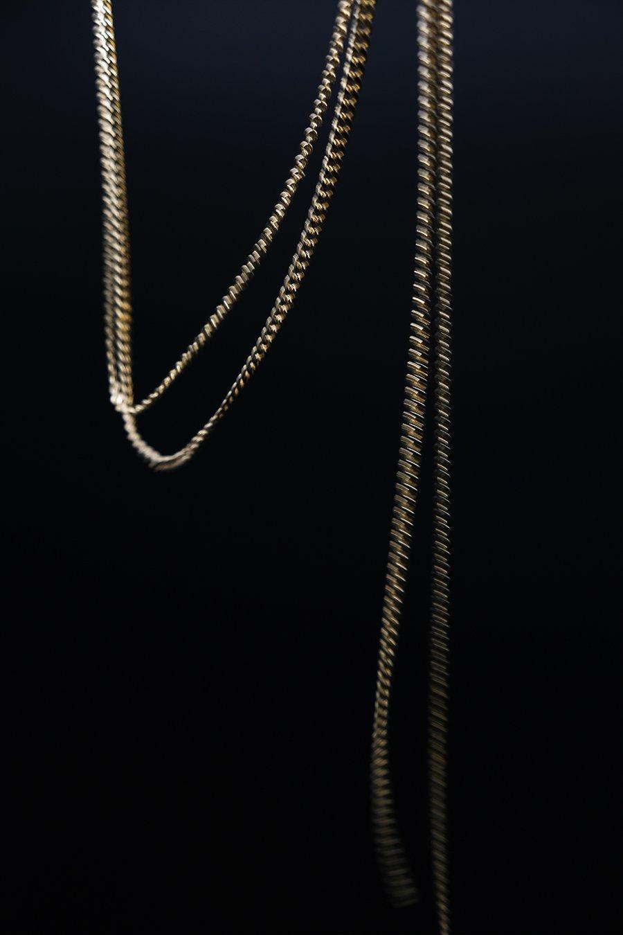 인사일런스 우먼(INSILENCE WOMEN) F008 GOLD
