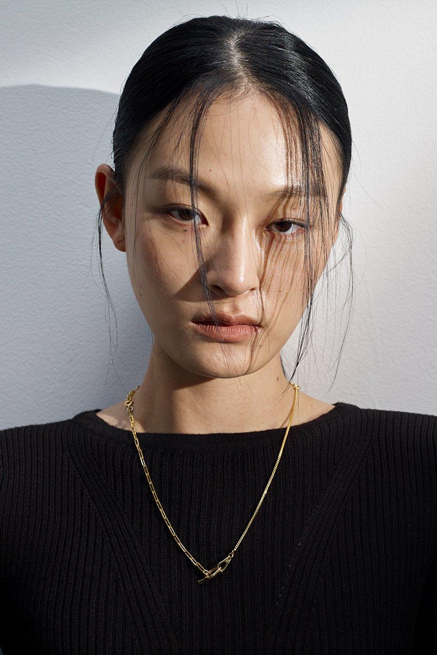인사일런스 우먼(INSILENCE WOMEN) F009 GOLD