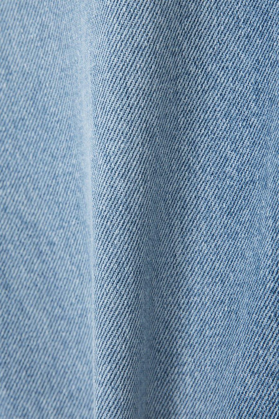 인사일런스 우먼(INSILENCE WOMEN) 카펜터 데님 팬츠 BLUE